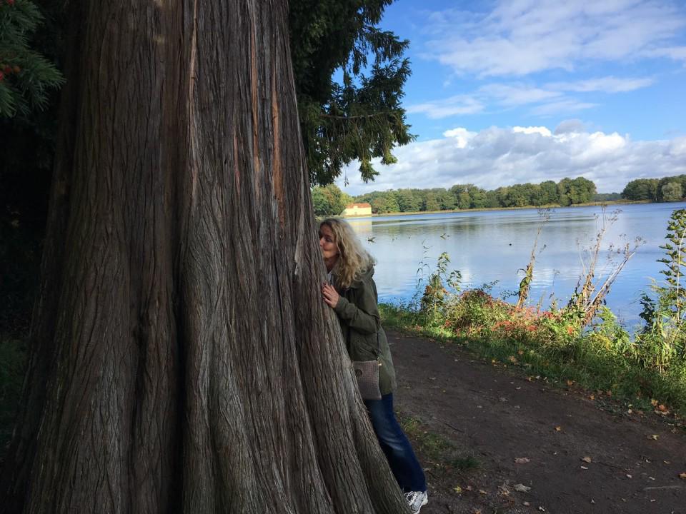Herbstspaziergang in Potsdam Beate Fernengel