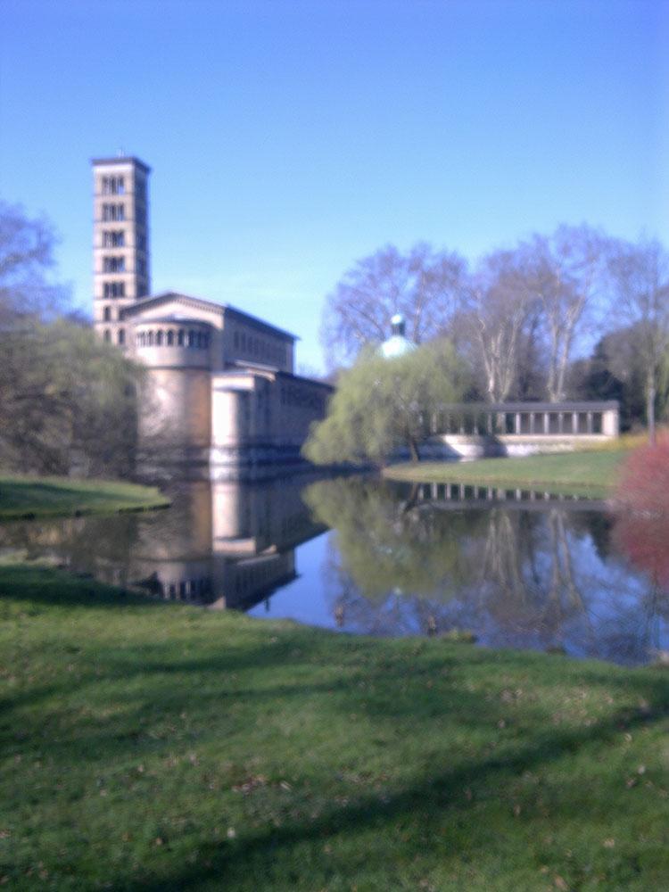 Potsdam Spaziergang im Herbst
