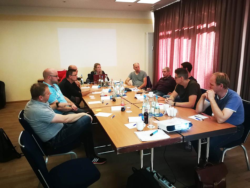 Kommunikation und Motivation Training